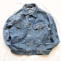 1980's~ USA製  Lee デニムジャケット / 古着 ビンテージ ジージャン