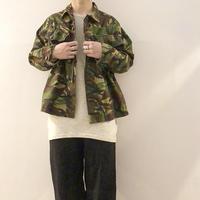 イギリス軍実品 DPMカモ ユーロミリタリー 迷彩ジャケット/古着 ビンテージ