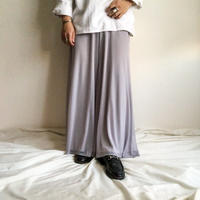 1990's~ light blue super wide pants