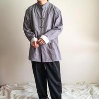 2000's~ bigsize cotton china design jacket