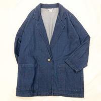 1980's~  2ポケット デニムジャケット / 古着 ビンテージ