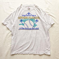 1990's USA製 ペプシコーラ×ベースボール プリント 半袖Tシャツ / 古着 ビンテージ
