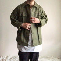 Vintage 1950's US ARMY Utility L/S shirt