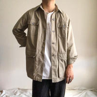 Vintage 1960's~1970's Abercrombie&Fitch safari jacket made in USA