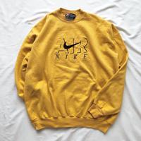 1990's USA製 NIKE ナイキ 刺繍ロゴ スウェット / 古着 ビンテージ