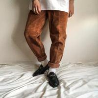 1980's~ Eddie Bauer tapered corduroy pants