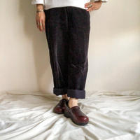"1990's~ Polo Ralph Lauren ""POLO CORDS"" two tuck corduroy pants"