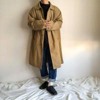 """Rare! 1990's~ """"Polo by Ralph Lauren"""" beige 1panel balmacaan coat"""