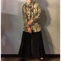 1990s~ 総柄 デザインシャツ / 古着 ビンテージ