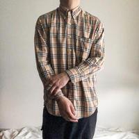 """""""Burberrys"""" nova check pattern  BD L/S shirt"""