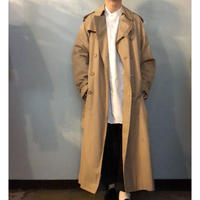 1980's~ Polo Ralph Lauren スーパーロング トレンチコート / 古着 ビンテージ
