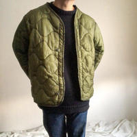 Dead Stock! 1980's US ARMY M-65 field liner jacket