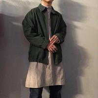 "1990's~ Ralph Lauren ""CHAPS"" グリーン ドリズラージャケット / 古着 ビンテージ"