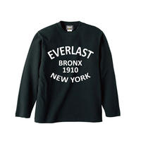 【WEB限定】LONG SLEEVE SHIRT(BLACK)