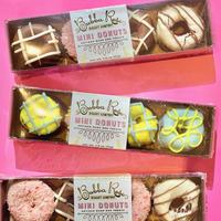 Mini Donuts Box