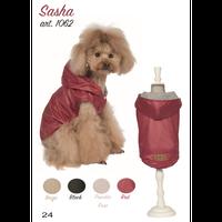 Art1062 cappotto Sasha -POWDER ROSE