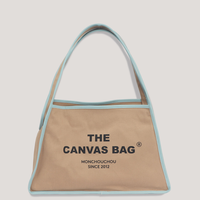 The Canvas Bag Beige_Lサイズ