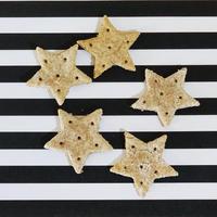 国産無添加手作りクッキー 薄焼きチキン