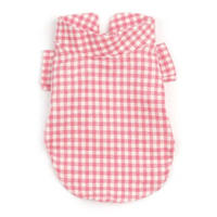 Vanilla Check Shirt Pink
