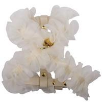 Harness 1.2cm VANITY cream saffiano lux