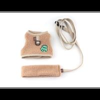 boglebogle harness_Beige