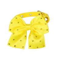 "COLLAR  ""JULIE""   YELLOW LEMON"