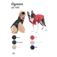 Art 1065 coat Seymour