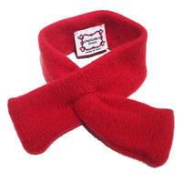 Scarf CHARLOTTE  red