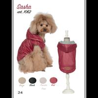 Art1062 cappotto Sasha -RED
