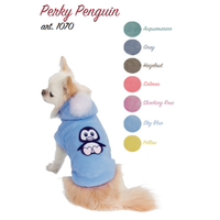 Art 1070 coat Perky Penguin