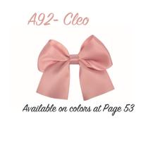Art a92 hair clip Cleo