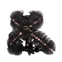 Harness 1.2cm MELIJOE lacquer black