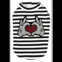 Art5087 t-shirt  Amore