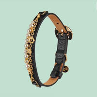 Monalisa Dog Collar BLACK