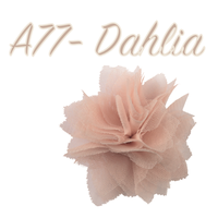 Art A77 hairclip Dahlia