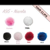Art A95 hair clip Nuvola