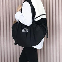 Cloudy Dog Carrier_Black