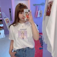 ガールフォトTシャツ