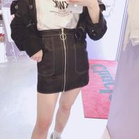 ステッチスカート