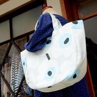 マリメッコ marimekko <Pieni Unikko>トートバッグ 日本限定