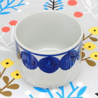 リサ・ラーソン Lisa Larson × 株式会社西山 フローラ 鉢カバー(ドット)現行品