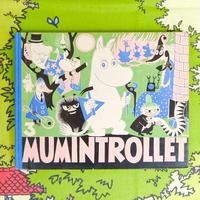 ムーミン Moomin ハードカバー・コミック「MUMINTROLLET」No.3 オリジナル