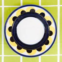 ARABIA アラビア パユ スープ皿(イエロー)レア