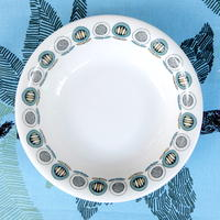 ARABIA アラビア オリビア スープ皿