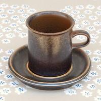 ARABIA アラビア ルスカ コーヒーカップ&ソーサー
