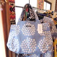 マリメッコ marimekko <Puketti>トートバッグ 日本限定カラー