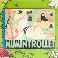 ムーミン Moomin ハードカバー・コミック「MUMINTROLLET」No.12 オリジナル