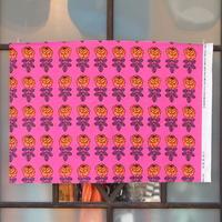 マリメッコ marimekko <Vihkiruusu>ファブリック(ピンク)50×73cm 日本未入荷