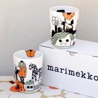 マリメッコ marimekko <Marikyla>トールカップ2個セット