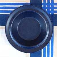 ARABIA アラビア ブルース スープ皿